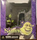 SHREK THE OUTHOUSE ACTION FIGURE PLAYSET MCFARLANE TOYS *NEW IN SEALED BOX* 2001