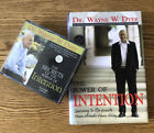 THE POWER OF INTENTION BOOK, Dyer, Wayne W., AND 'The secrets Of ...' 6 CD SET