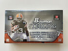 2012 Topps Bowman Sterling Sealed Football Hobby Box 6 Autos Poss Russell Wilson