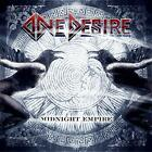 One Desire-Midnight Empire (UK IMPORT) CD NEW