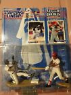 1997 KEN GRIFFEY JR & GRIFFEY SR  Mariners Reds Starting Lineup Classic Doubles