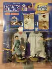 1998 BABE RUTH & ROGER MARIS-NY YANKEES Starting Lineup Classic Doubles MIP