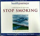 BELLERUTH NAPARSTEK - A Meditation To Help You STOP SMOKING - NEW SEALED CD
