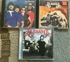 Lot of 3 Alabama cd's: Selling as a combo or individually.
