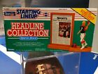 1991 Starting Lineup Boomer Esiason Headline Collection Figure Bengals