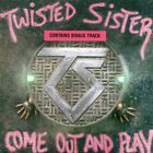 Twisted Sister Come Out and Play German import w/bonus track