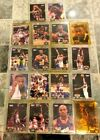 AWESOME 1993 NBA Basketball Starting Lineup Stadium Club CARDS SHAQ KEMP BARKLEY