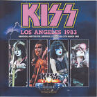 Kiss March 27, 1983 Universal Ampitheatre, Universal City ,California 2 CD's