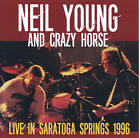Neil Young & Crazy Horse August 25, 1996 Saratoga Springs, NY 2 CD's