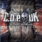 C.O.P. UK-No Place For Heaven (UK IMPORT) CD NEW