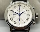 """RAYMOND WEIL """"GENEVE"""" CHRONOGRAPH, #7737-K299113, DATE & ROTATING DIAL'S, 41mm"""