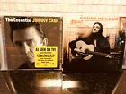 JOHNNY CASH CD lot of 10 titles, 1 being LEGEND boxed set ESSENTIAL $$ packed