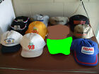 Hat Hats Gas Kenan Amoco 93 HESS Makita Kobalt 48 AutoZone Fel-Pro Parts Plus +