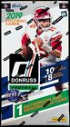 2019 Panini Donruss Football Factory Sealed HOBBY Box