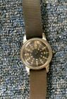Vintage Waltham Type A - 17 Military Navigation Hack As-As