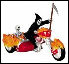 Rare Lemax Spooky Town Hell On Wheels Table Accent #43063 Halloween Village New!