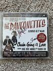 Raveonettes Chain Gang Of Love Autigraphed CD Mint Hype Sticker