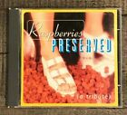 RASPBERRIED PRESERVED TRIBUTE CD - POWER POP COMPILATION -GINGER RECORDS 1996