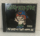 Ugly Kid Joe As Ugly As They Wanna Be CD