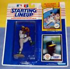 1990 DAVE STEWART Oakland Athletics A's * 00 s/h* Starting Lineup + 1981 Dodgers