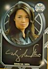 Agents of Shield Archive Box Exclusive Autograph Card - Ming-Na Wen