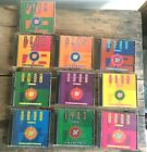 TIME LFE 80s 1980-1989 CDs 10 DOUBLE DISCS  240 TRACKS