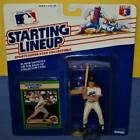 1989 KEVIN MCREYNOLDS New York Mets EX/NM #22 * FREE s/h * Starting Lineup