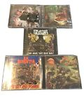 Splatterhouse, LimbER/MOLESTATION, LOM, 5 CD brutal death metal cd lot WHOLESALE
