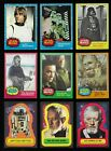 1977 Topps Star Wars COMPLETE SET **HIGH END EXAMPLE** (330 cards & 55 stickers)