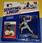 1988 MARK LANGSTON Seattle Mariners #12 Rookie * FREE s/h * Starting Lineup
