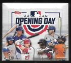 2020 TOPPS OPENING DAY BASEBALL FACTORY SEALED HOBBY BOX LOOK FOR LUIS ROBERT !
