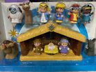 Fisher Price Little People Nativity Playset 2013 11 Figures