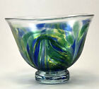 Kitras Multi Color Glass Bowl