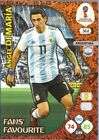 2018 Panini Adrenalyn XL World Cup Russia Soccer Cards - Checklist Added 20