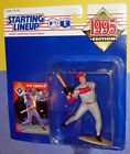 1995 JOSE CANSECO last Texas Rangers Starting Lineup * FREE s/h *