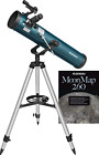 Altazimuth Reflector Telescope 76mm Wonderful View Bright Result Of The Moon