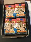 1987 Topps WRESTLING UNOPENED BOX Wrestlemania 3 III WWF *Read Condition* M11