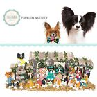 SAVANNASHOPS Dog Nativity Papillon Gifts Nativity Sets Dog Lover Gifts