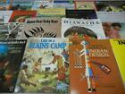 Huge Lot Of Native American Elementary Classroom Books Indian Design Picture