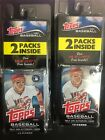 2014 Topps Series 1 LOT of 2 Factory Sealed BLISTER 4 PACKS +2 CHIPZ Relic Auto?
