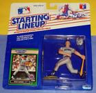1989 MATT NOKES Detroit Tigers NM- * FREE s/h * Starting Lineup