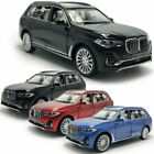 BMW X7 2019 SUV 132 Scale Model Car Diecast Gift Toy Vehicle Kids Collection