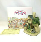 David Winter Cottages The Forest Of Dean Mine COA Box Near Mint Condition