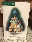 New in Box DEPT 56 NORTH POLE SERIES AROUND THE WORLD IN 24 HOURS FLIGHT CENTER