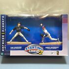 2001 Starting Lineup 2 Classic Doubles Greg Maddux & Tim Hudson New in Box