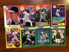 1989 - 1995 Starting Lineup Pirates 8 Card LOT Andy Van Slyke Doug Drabek