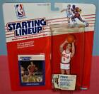 1988 JOHN PAXSON Chicago Bulls Rookie NM- * FREE s/h* Starting Lineup Last Dance