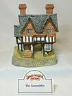 David Winter Cottages The Gunsmiths Cottage The Midlands Collection COA Box 1987