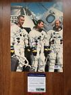 Astronaut John Young Signed Autographed Apollo French Magazine Photo PSA DNA