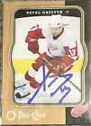 Pavel Datsyuk Cards, Rookie Cards and Autographed Memorabilia Guide 19